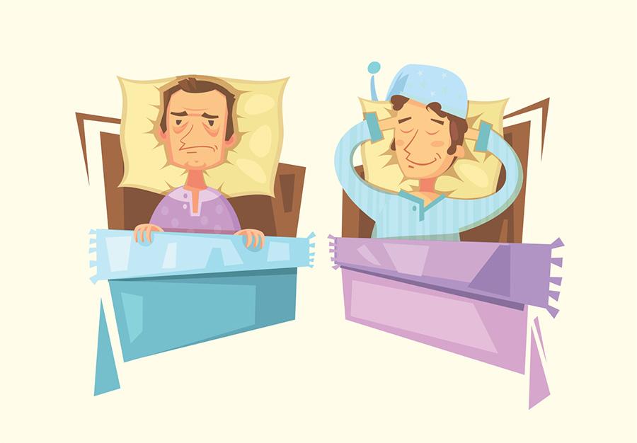 Da ansiedade para um sono de melhor qualidade